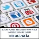 Guía de tamaño de imágenes y vídeo en Redes Sociales -2015